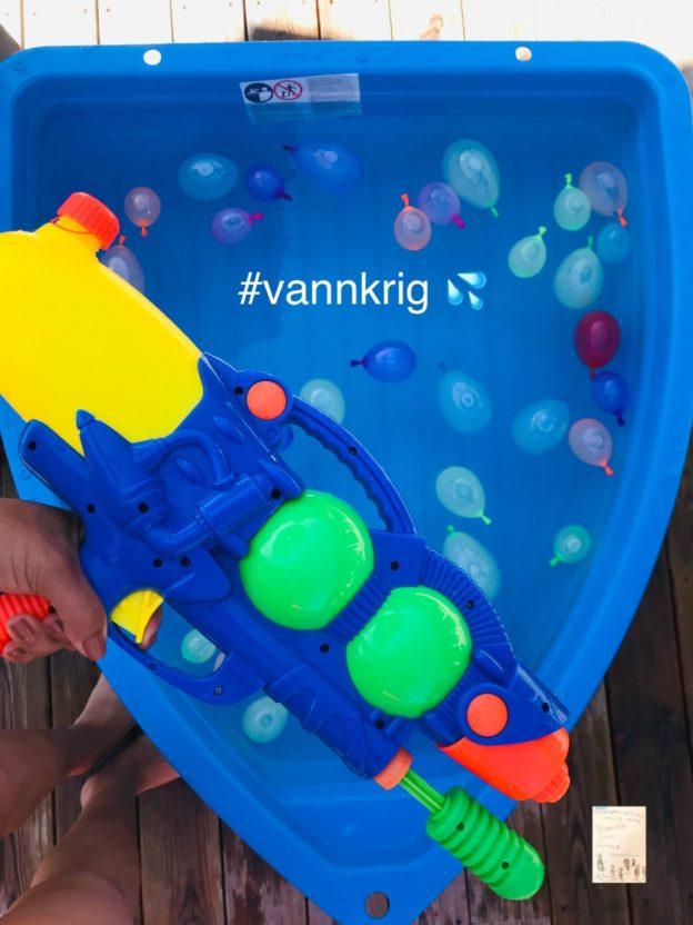 #vannkrig // sommer @FruBeversHverdag 💦