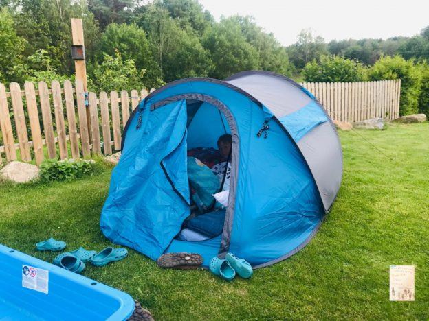 Glamcamp // happy campers sommer @frubevershverdag