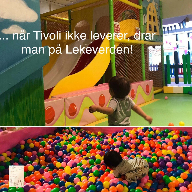 Tivolipark.no leverer IKKE! Styr unna pg gjør heller noe annet moro med barna!