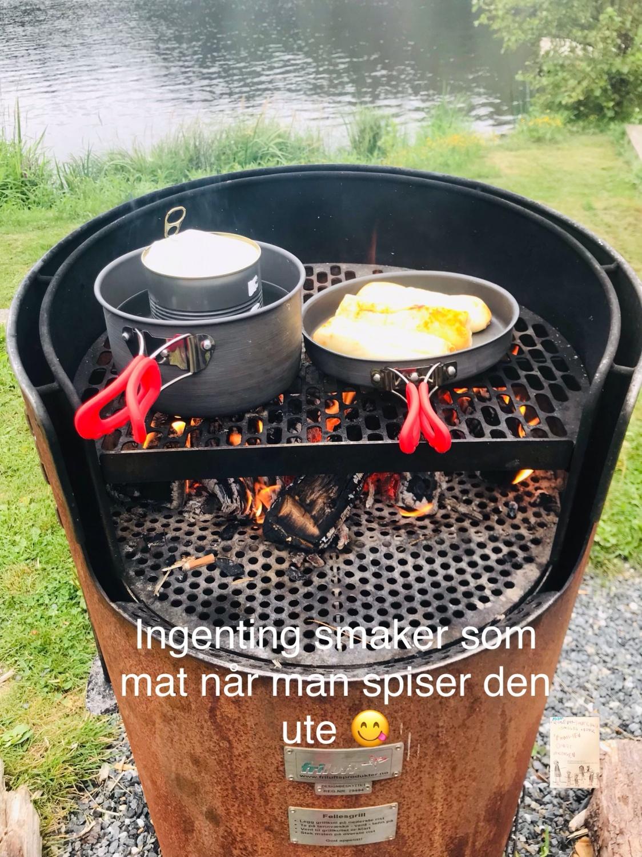 Happy campers // enkle måltider til tur som ikke krever ild