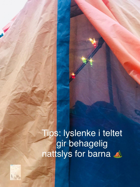 Happy campers! Kano//teltur med små barn forberedelser