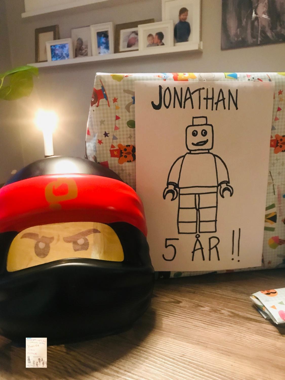 Temabursdag Ninjago @FruBeversHverdag // Jonathan 5 år
