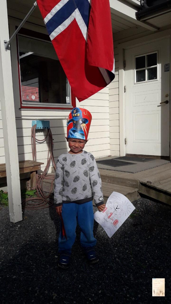 Jonathan (snart) 5 år // bursdag @FruBeversHverdag