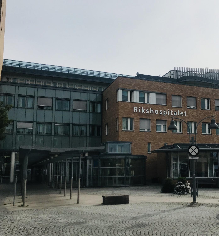 Markus @Rikshospitalet / Nevroblastom BARNEKREFT