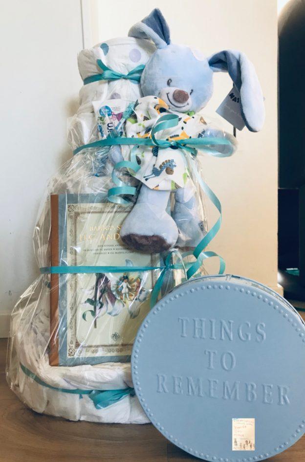 Dåpsgave // gave til navnefesten til barnet som har alt!