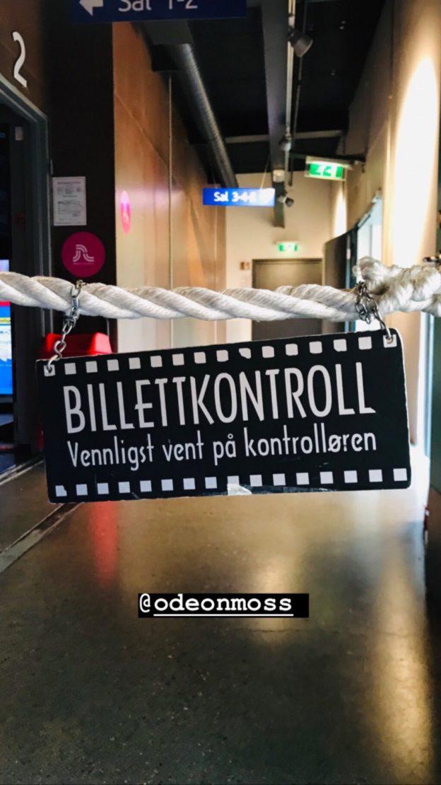 Kaptein Sabeltann @Kino med the O.j.'s