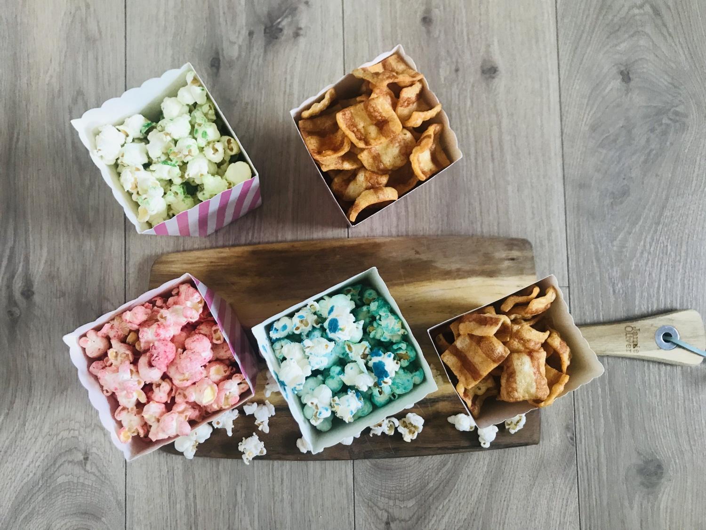 5 på topp serier i sommer med FruBeversHverdag 🎬Med fargerikt popcorn 🍿
