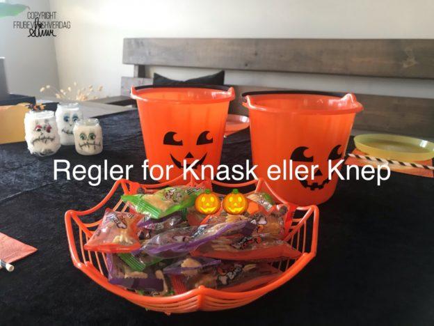 Dagens halloweentips: Halloween reglene 🎃