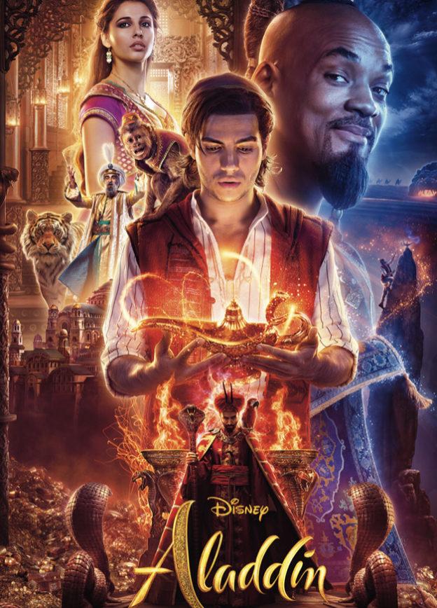 Aladdin Disney // filmkveld @FruBevershverdag