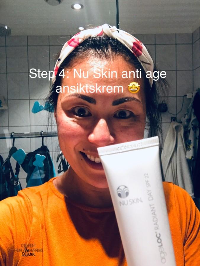 Nu Skin - Quick fix jeg faktisk klarer å gjøre! Fordi det går nettopp fort 🤩