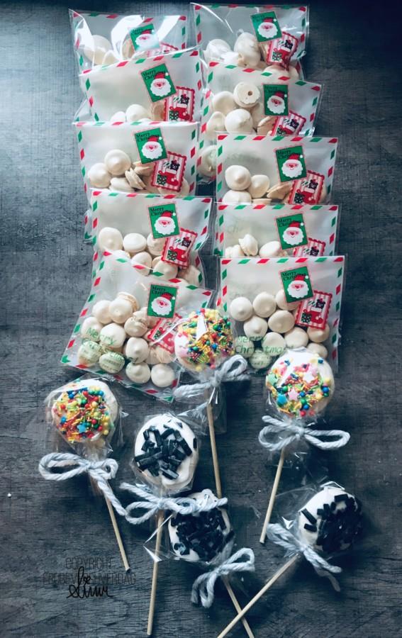 Forberedelser til julemarked @steinerskolen