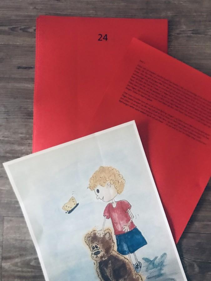 Barnas Eventyrkalender / personlig julekalender 🎅🏻