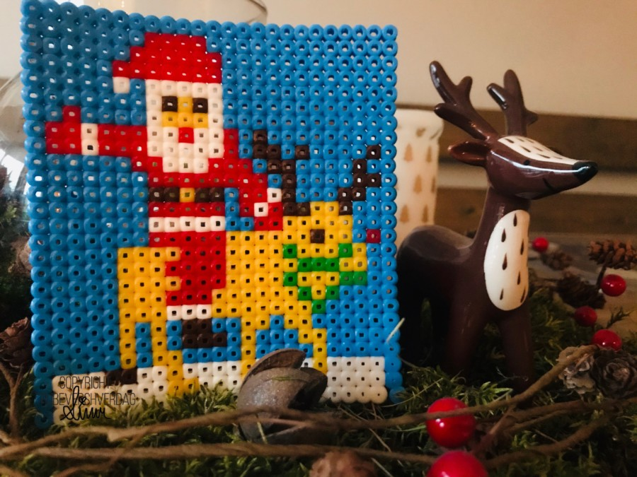 Juleverksted på budsjett / kreativ DIY @frubevershverdag