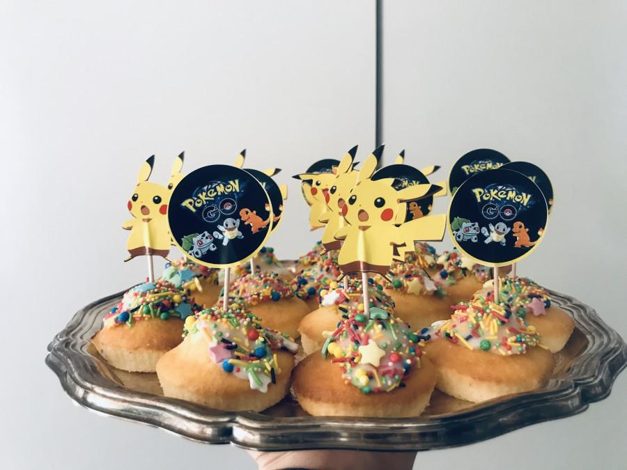 Temabursdag Pokémon bursdag / Markus 4 år @FruBeversHverdag