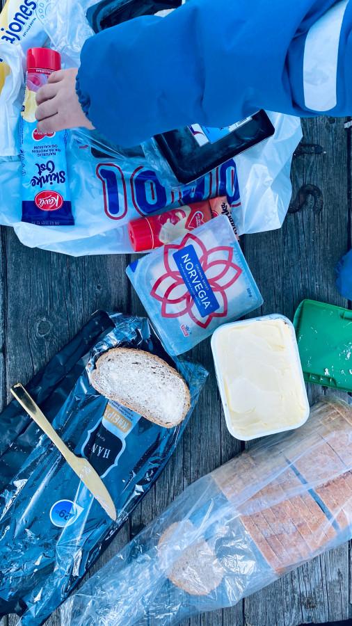 Piknikk i sandkassen @FruBeversHverdag