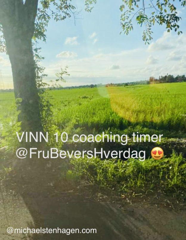 Vinn coaching timer @FruBeversHverdag // Michael Stenhagen