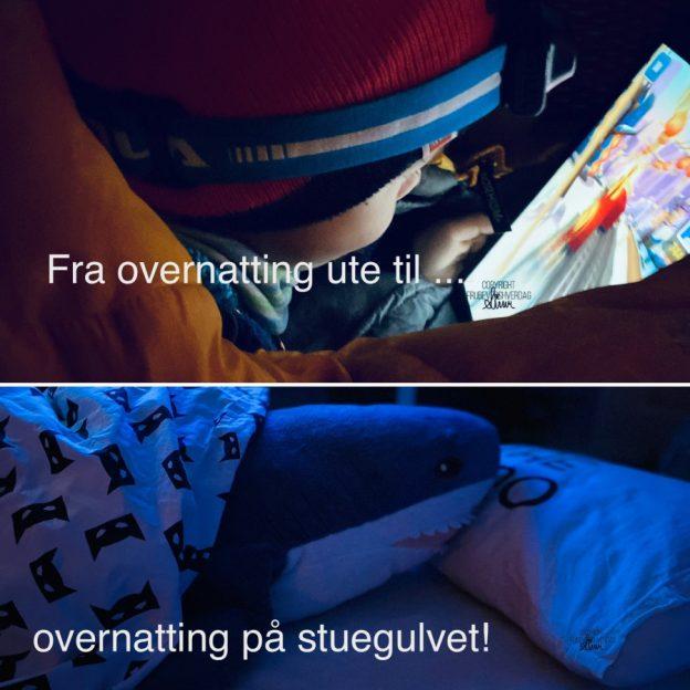 sleepover @FruBeversHverdag