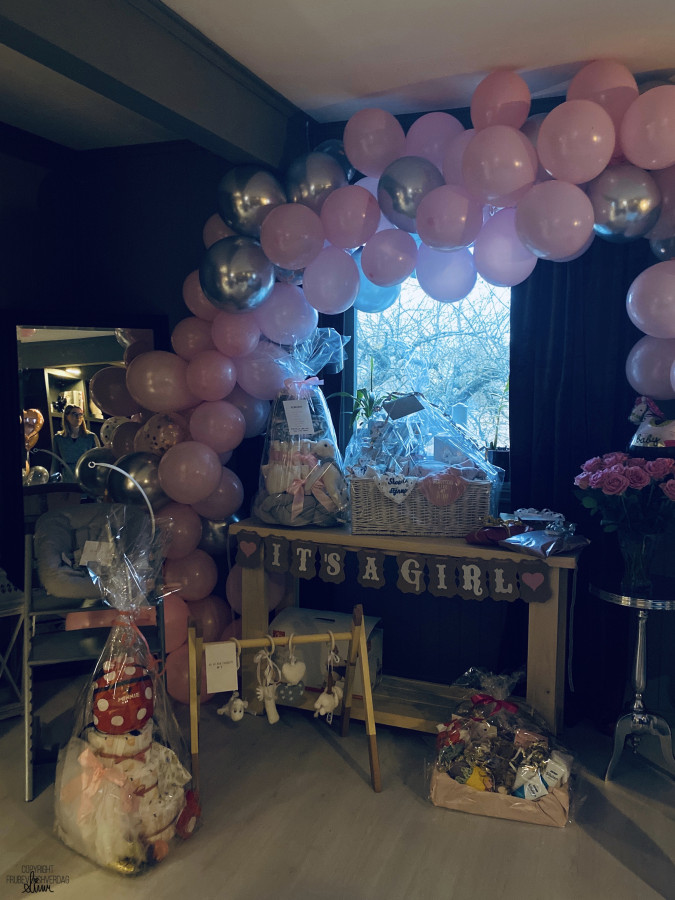 It's a girl! Babyshower 💕