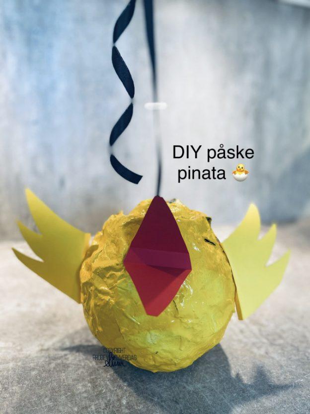 DIY påske Pinata del 2 [FruBeversHverdag]