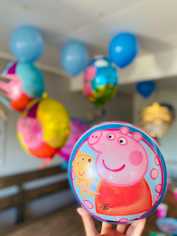 Peppa gris #temabursdag @FruBeversHverdag 🎈
