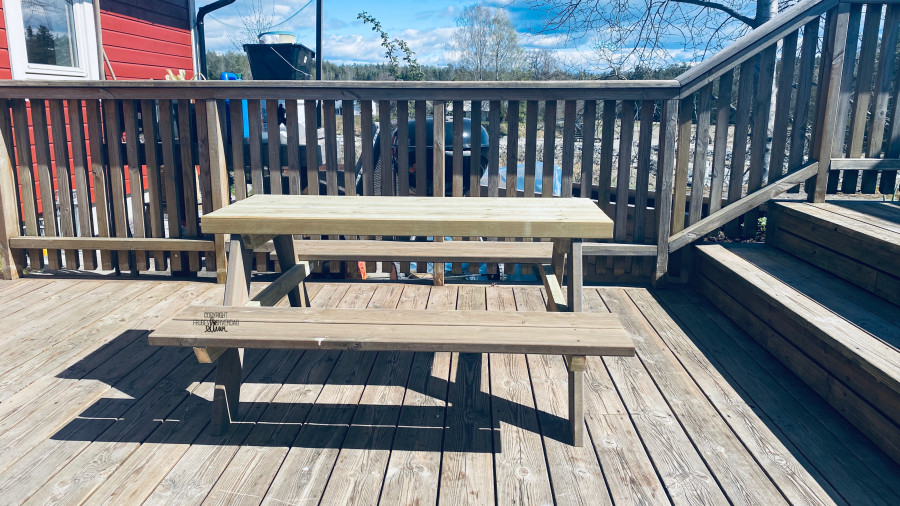DIY barnebord [FruBeversHverdag]