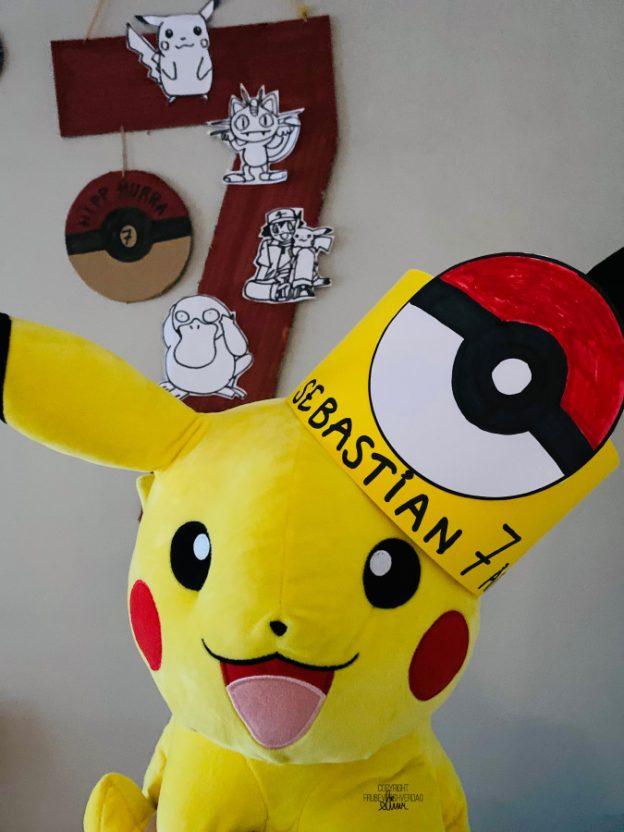Sebastian fyller 7 år 🎈 #Pokemon temabursdag FruBevershverdag
