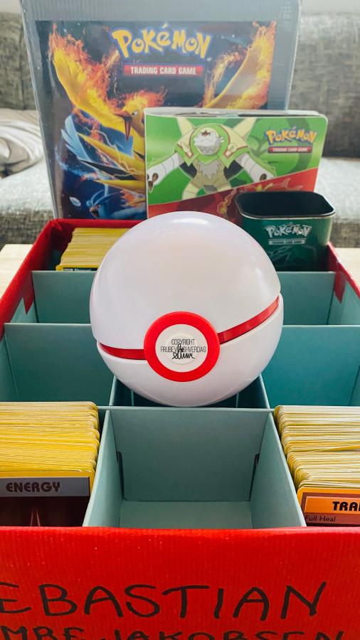 Bestevenner og Pokémon kort [FruBeversHverdag]