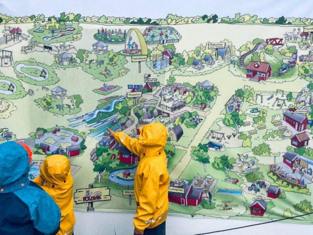 Foldvik familiepark - fornøyelsesparken for de mindre barna! [FruBevereHverdag]