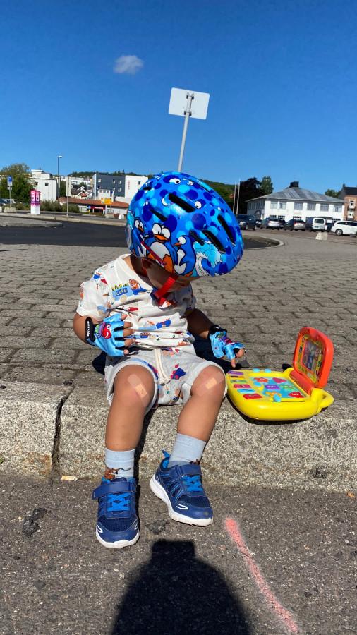 Nest-minstemann på sykkeltur 🚲 FruBeversHverdag