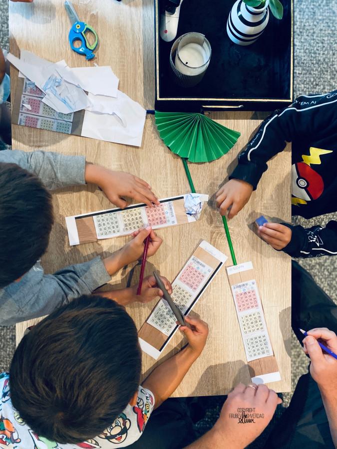Live bingo med Barnekreftforeningen [FruBeversHverdag]