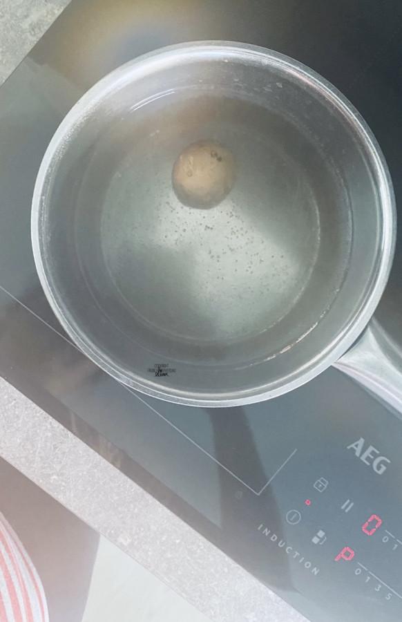 Selvplukket potet 🥔 [FruBeversHverdag]