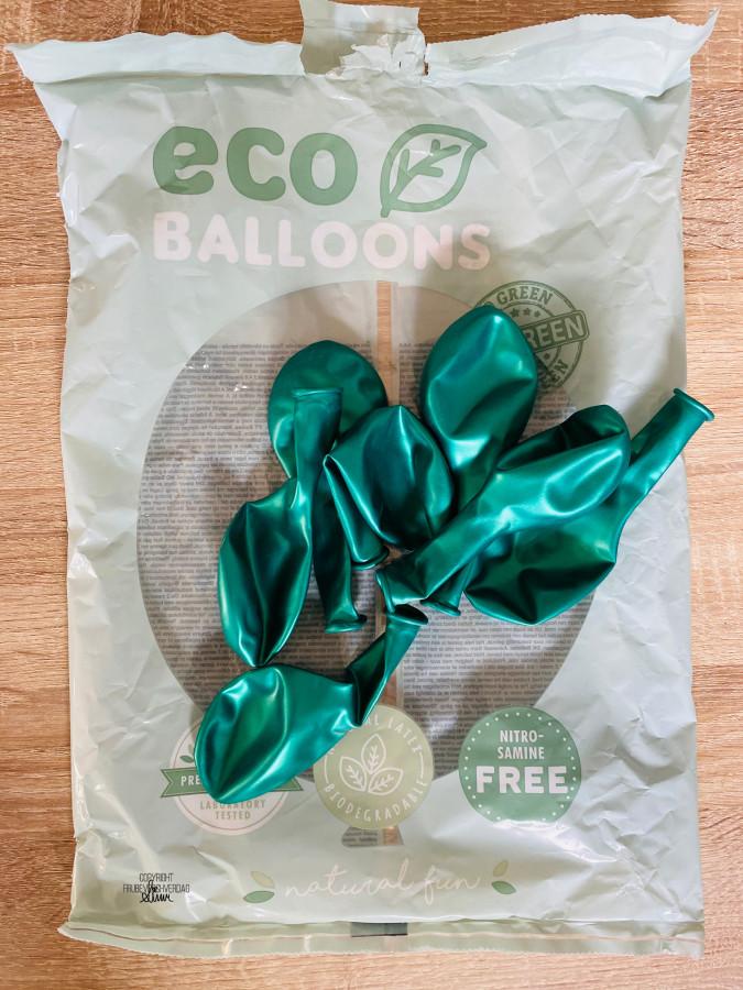 ECO ballonger 🎈 [FruBeversHverdag]