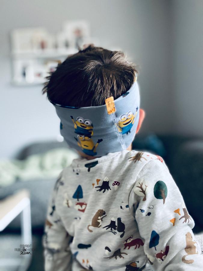 Kreativ 5 barnsmamma på symaskinen! [FruBeversHverdag]
