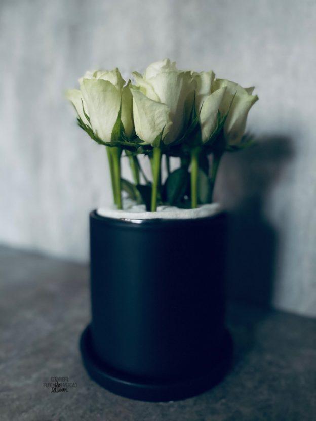 DIY «blomsterholder» i silkeleire 🌹 [FruBeversHverdag]