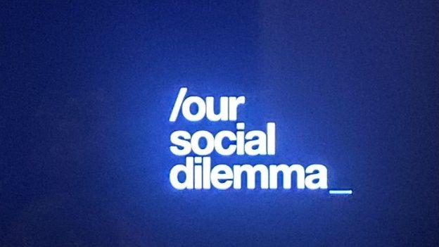 Det sosiale dilemma - Netflix!