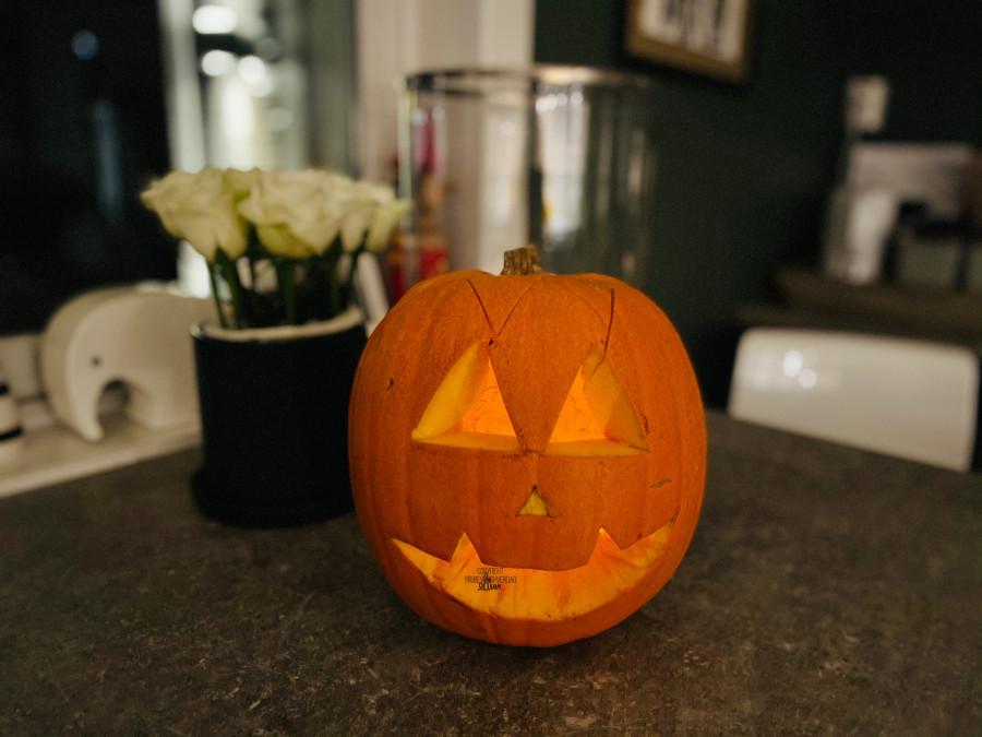 Halloween @FruBeversHverdag