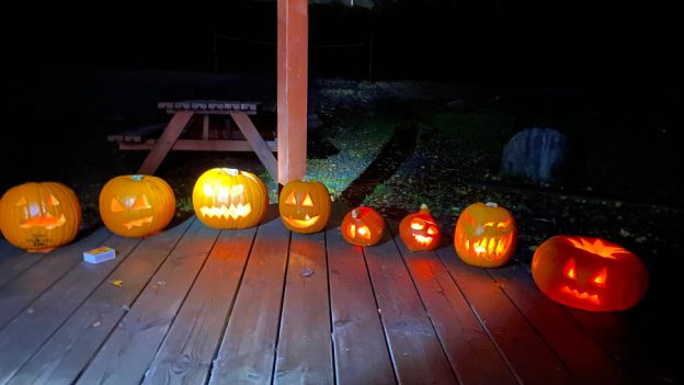 HalloVenn, Halloween [FruBeversHverdag]