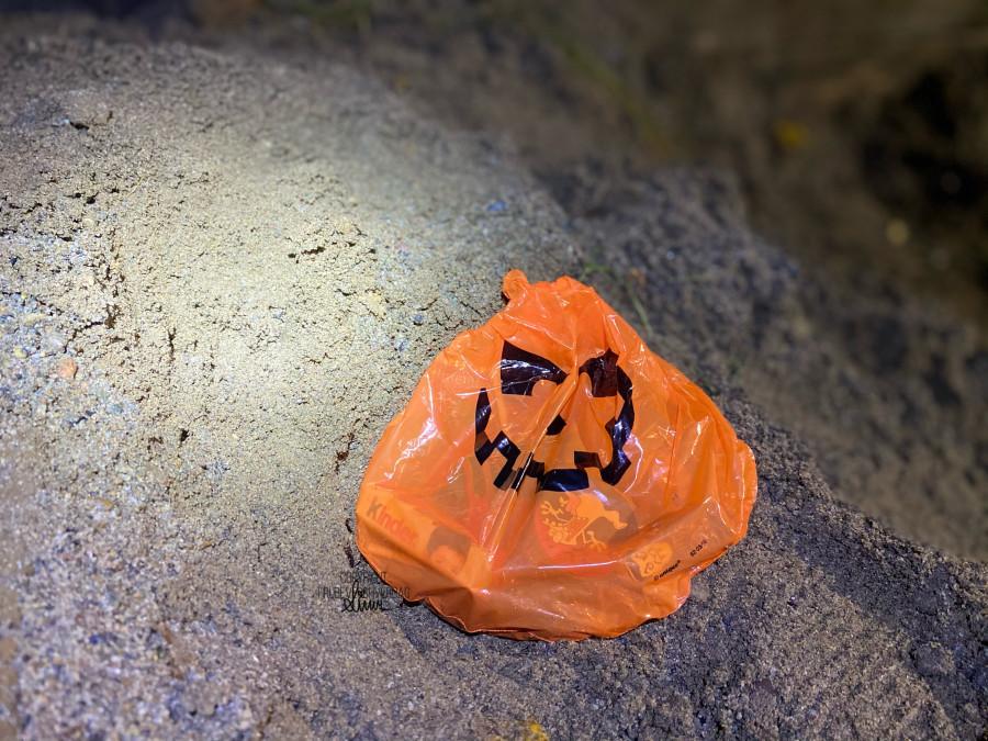 Halloween moro i mørket! [FruBeversHverdag]