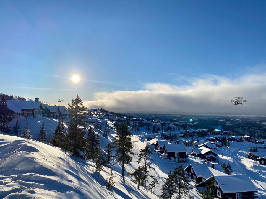 Nok en skitur ☃️ [FruBeversHverdag]