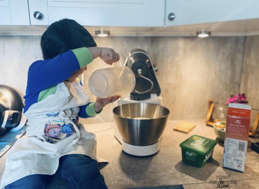 Vinterferiekos = baking! [FruBeversHverdag]
