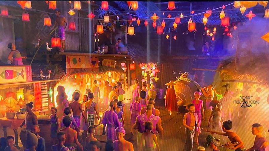 Filmtips: Disney filmen Raya og den siste dragen 🐉 [FruBeversHverdag]