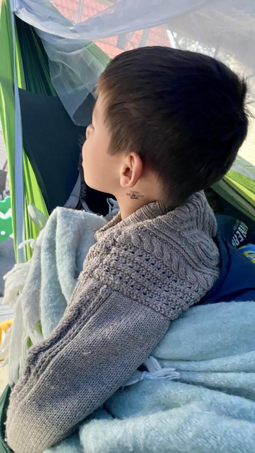 Hengekøye - beste måten å sove ute på! [FruBeversHverdag]
