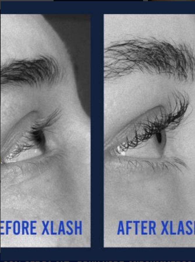 XLash cosmetics 💙