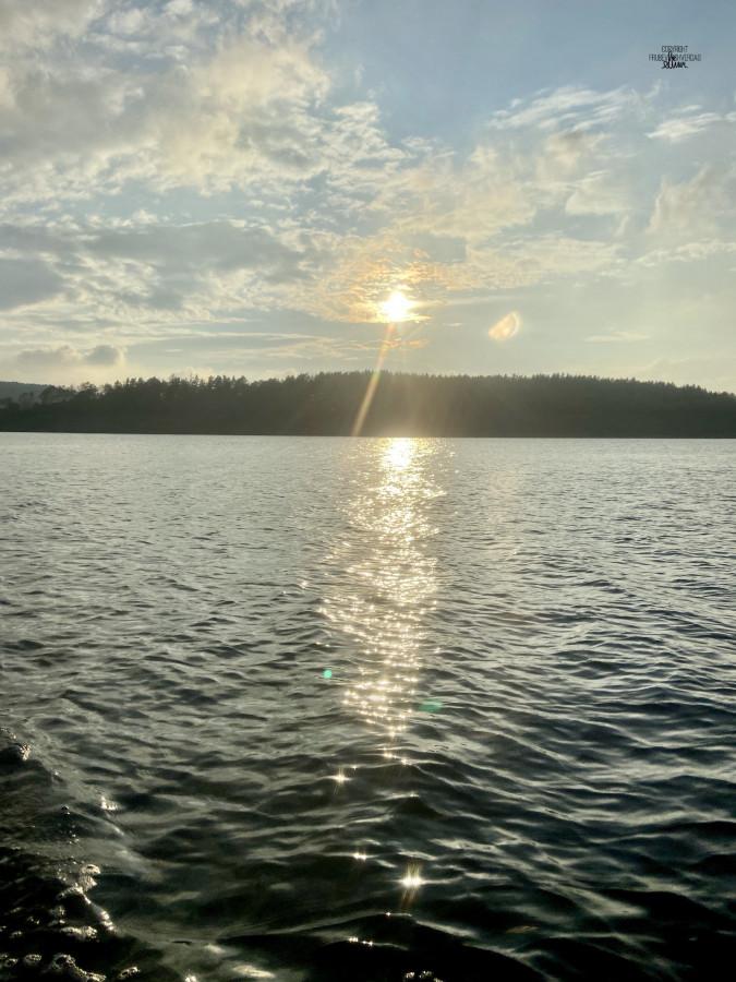 En kveld på båten ⚓️ frubevershverdag