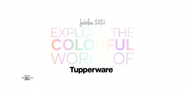Jubilee med Tupperware Northern Europe - FruBeversHverdag