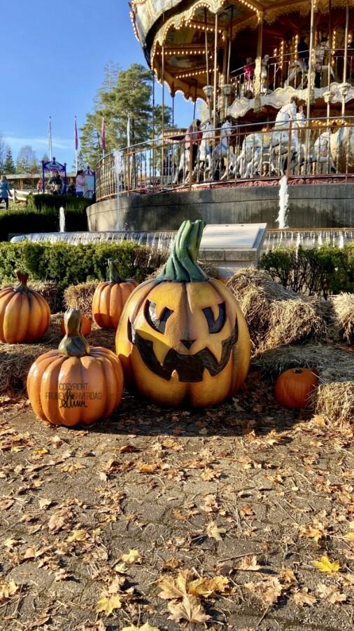 Halloween @Tusenfryd 🎃 (FruBeversHverdag)
